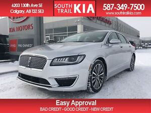 2017 Lincoln MKZ 2.0 H, LEATHER SEATS, SUNROOF, HEATED SEATS, BA