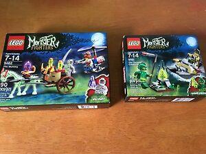 Lego monster fighters sets