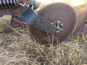 6 row plow for sale