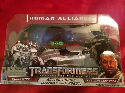 Usado, Transformers Revenge of the Fallen Human Alliance Sideswipe Hasbro 100% Official segunda mano  Embacar hacia Argentina