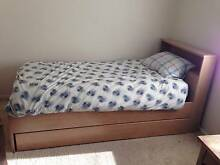 Single Bed frame with trundle/storage Panania Bankstown Area Preview