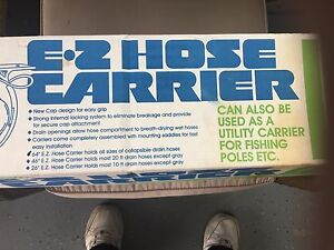 RV Hose Carrier - $50
