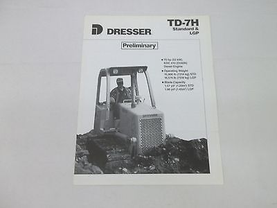 Dresser Dozer | Owner's Guide to Business and Industrial Equipment