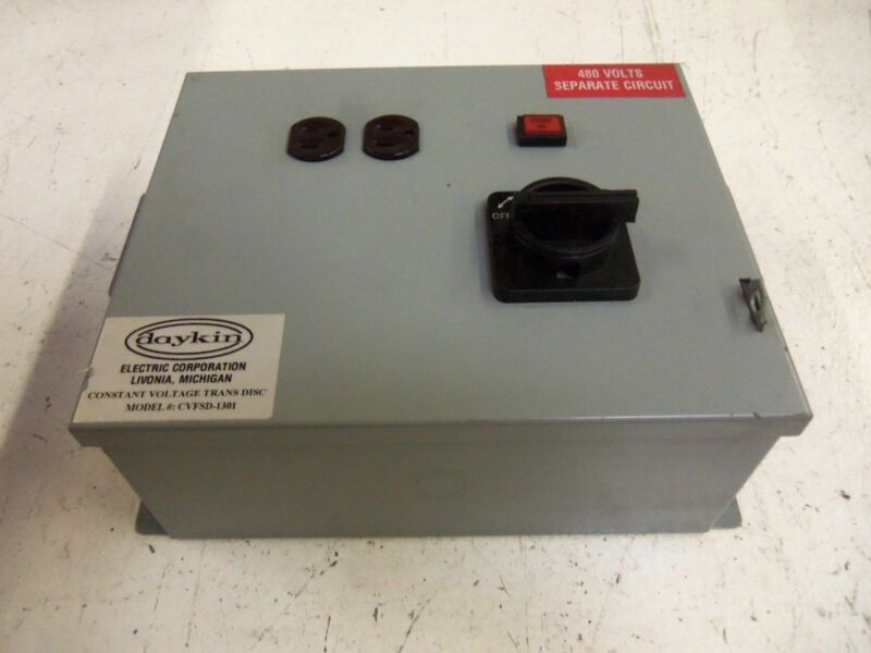 USED TESTED CLEANED DAYKIN MDGTA-05 MDGTA05