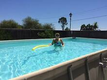 Intex above ground pool 7m x 3.6m Skye Frankston Area Preview