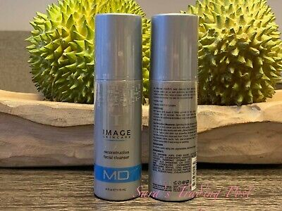 (1) I IMAGE Skincare MD Reconstructive Facial Cleanser 4oz Sealed  * CLEARANCE *
