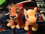Lion King Plush Set