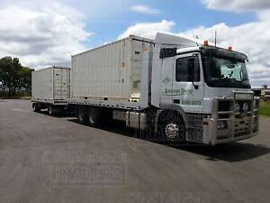 Shipping Containers Bundaberg - 12m and 6m Available Bundaberg Central Bundaberg City Preview