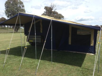 Camper Trailer Tent Only 12 foot