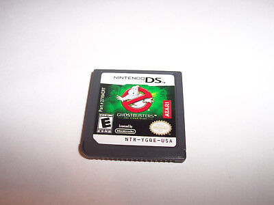 Ghostbusters: The Video Game (Nintendo DS) Lite DSi XL 3DS 2DS Game