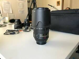 Nikon Zoom Lens 70mm to 300mm with VR Stabilisation