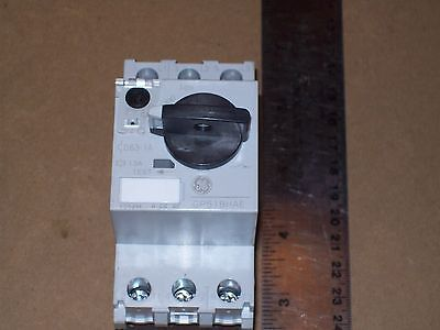 Ge General Electric Gps1bhae 0.63-1.0a Manual Starter 0.5hp 575v P521