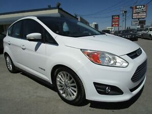 2013 Ford C-Max SEL,CUIR,CAMERA,TOIT PANO,106000KM,A-1