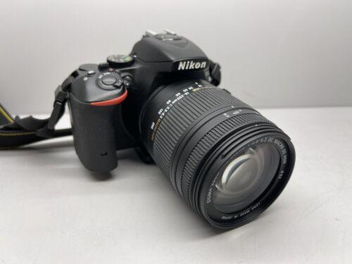 Nikon D5500 Spiegelreflexkamera + Objektive+ Zubehör