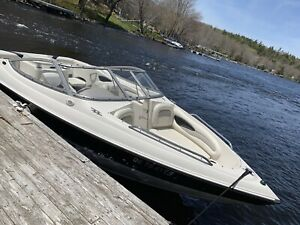 2007 Stingray 185LS Bowrider Speed Boat Volvo Penta 3.0l