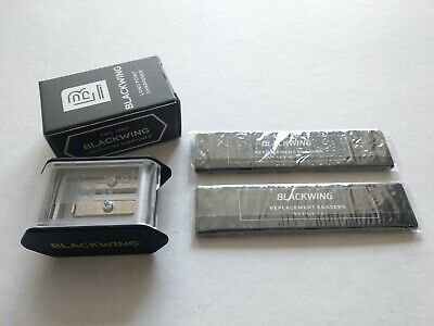 PALOMINO BLACKWING Accessories SET(Pencil Sharpener, Eraser 20ea)