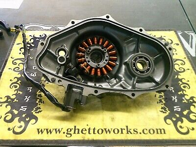 Used, '03 Kawasaki Ultra 150 Stator and Cover 21003-3746 for sale  Shipping to Canada