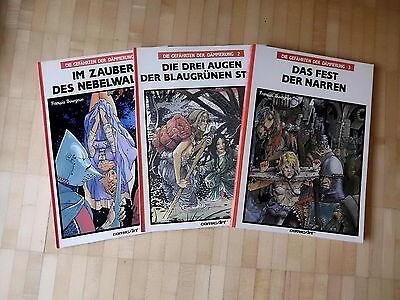 Die Gefährten der Dämmerung 1,2,3  komplett   Carlsen Verlag