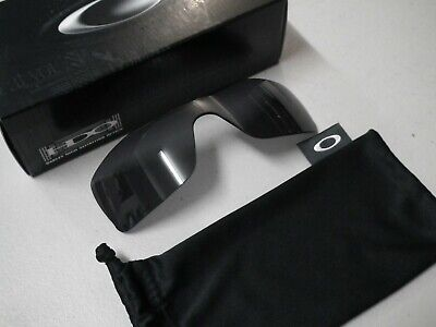 Authentic Oakley Batwolf Grey Replacement LENS