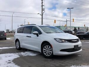 2018 Chrysler Pacifica L* ROOF RACK*STO N GO SEATING