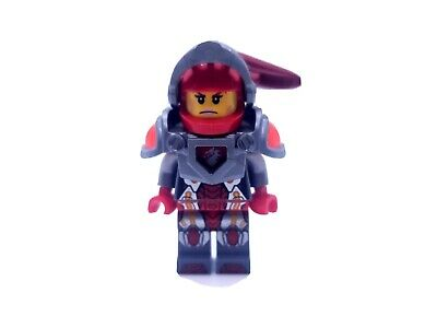 LEGO NEXO KNIGHTS MACY CUTE FEMALE WOMAN GIRL MINIFIGURE WITH ARMOR MINIFIG