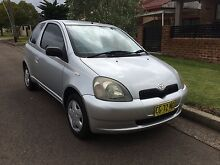 2000 Toyota Echo immaculate Punchbowl 2196 Canterbury Area Preview