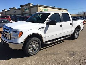 2011 Ford F-150 XLT 4x4 Supercrew