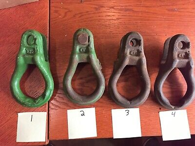 John Deere Plow Clevis G675a 1 Clevis Per Purchase.  Buyer Chooses Up To 4