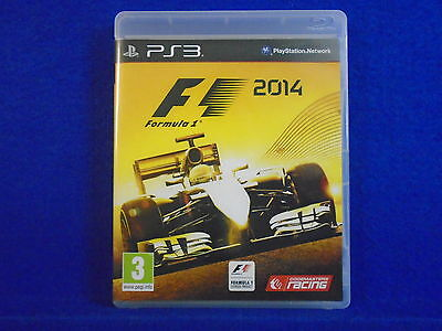 Usado, ps3 F1 2014 Formula 1 One The Official Racing Game Playstation PAL REGION FREE comprar usado  Enviando para Brazil