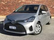 2015 Toyota Yaris Hatchback( UBER & OLA Active) $11,990 Victoria Park Victoria Park Area Preview