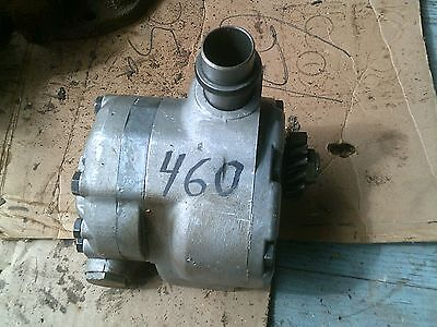Farmall 460 560 Rowcrop Tractor Ihc Cessna Good Working Hydraulic Pump Gear