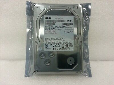 Hitachi HGST 4TB 7200RPM 64MB Cache Internal 3.5