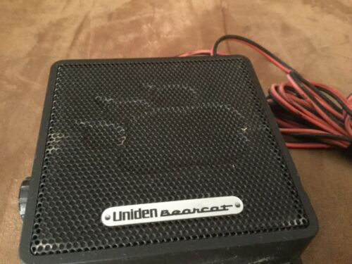 Uniden Bearcat ESP 12 Extension Speaker