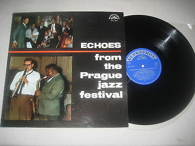 Echoes from the Praque Jazz Festivall 1964  Vinyl  LP Supraphon