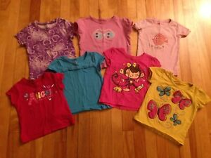 Size 2 Girl Clothes - over 90 items!