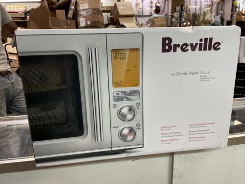 Breville BMO870 the Combi Wave™ 3 in 1 Air Fryer, Convecti