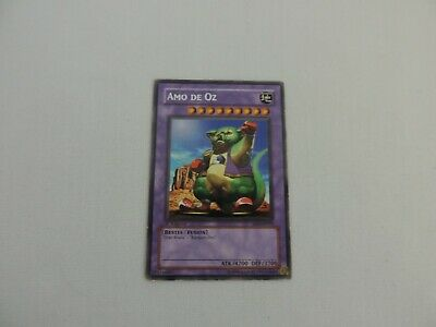 Unlimited Edition Lightly Played SOD-EN035 Rare YuGiOh Master of OZ