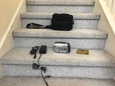 Sony DCR-TRV460 Digital8 Camcorder with carrying bag