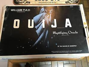 Vintage 1960's William Fuld Talking Board Set OUIJA Wantirna Knox Area Preview