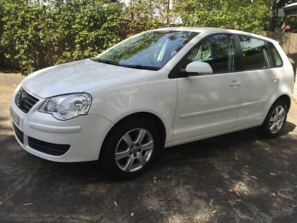 2009 Volkswagen Polo Hatchback Turramurra Ku-ring-gai Area Preview
