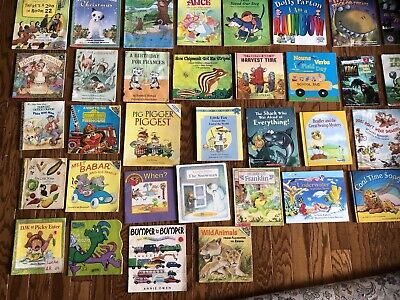 48 Pcs Story Books For 2-7 Years Old Boys And Girls