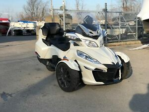 2014 Can-Am Spyder RT-S SE6 S