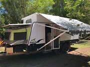 Jayco Expanda 17.56-1 OB Poptop Caravan Coolum Beach Noosa Area Preview