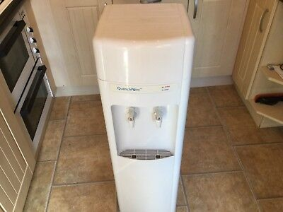 Quenchpoint D5C Water cooler with filter kit and fittings
