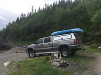 Tow/Haul pickup truck from Ontario to Alberta