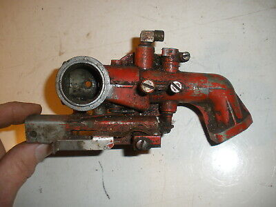Vintage Briggs Stratton Gas Engine Carburetor 3-4 Horse Vertical Shaft