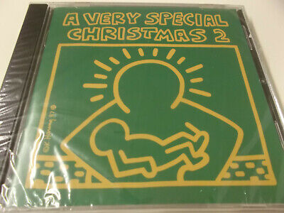 49278 - A VERY SPECIAL CHRISTMAS - 1992 A&M CD ALBUM (731454000321) - NEU! ()