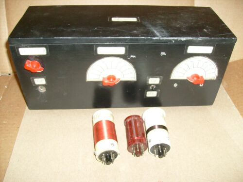 Vintage DIODE CRYSTAL RADIO SET , MODEL 1 Completed 2004 , with coils
