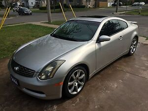 04 Infinity G35 Coupe - Certified