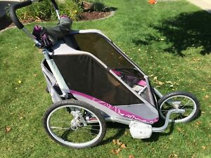 Chariot Cougar 2 Double Jogging Stroller